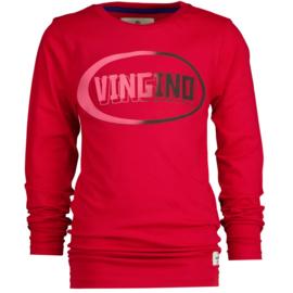 Vingino -Boys Shirt Jydro-Heat Red