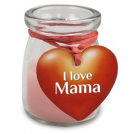 I LOVE MAMA Love Lights -Miko- Rose