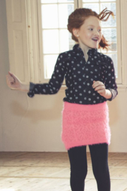 Girls panther knitted skirt- BNosy- Candy