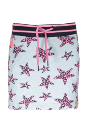 B.Nosy-Girls sweat star/panther skirt-Skydelight pink panther stars AO
