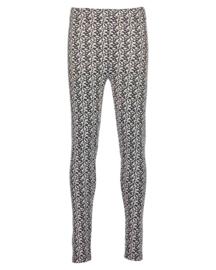 Girls knitted trouser- Blue Seven- Off white orig