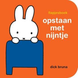 CBC-Bruna-Flapjesboek opstaan met Nijntje-Orange