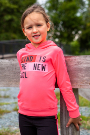 Girls Sweater Pleun-OChill-Pink