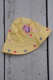 Baby Girls Muts Vlinder-LPC-Yellow
