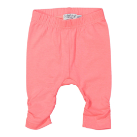 Girls 3/4 Legging- Dirkje- Neon Pink