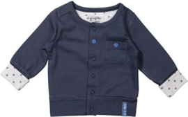 Baby Boys jacket-Dirkje- Navy