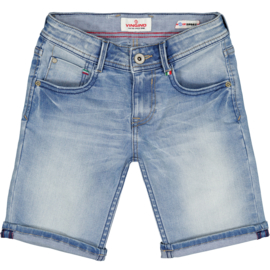 Vingino -Boys Short Jeans Charlie -Light Bleach