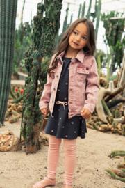 Koko Noko-Girls Jacket-Pink