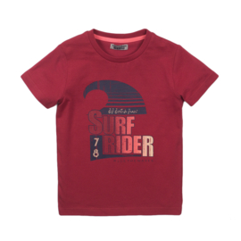 DJ Dutch Jeans-Boys T-shirt ss -red