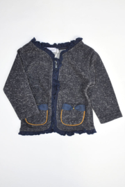 Baby Girls Cardigan- Dirkje- Blue