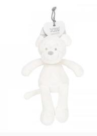 VIB-Pluche Aap Groot 35cm-White