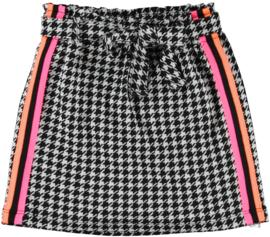 OChill-Girls Skirt Giny-Black-White