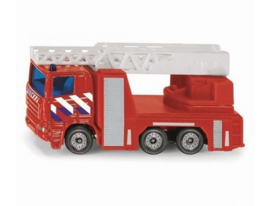 C.W.-Siku Blitser serie 10 Brandweertruck-Red