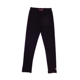 Girls Fl Legging- LoveStation22- Black