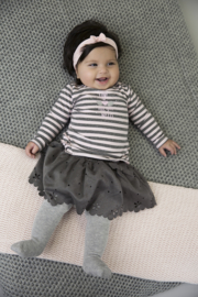 Baby Girls skirt- Dirkje- Grey