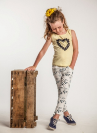 Girls Trousers About Love- DJ Dutch Jeans- White