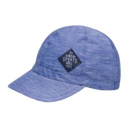 Boys Baseball cap linnen-Ewers-Blue