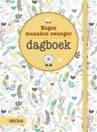 Negen maanden zwanger dagboek-Deltas- wit