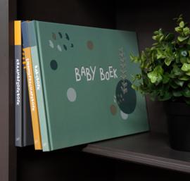 Babyboek-Jep!- green multi