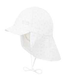 Baby Girls Zonne pet Stars- Ewers-white