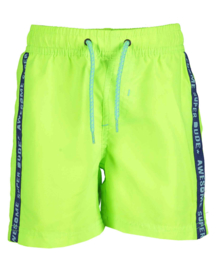 Blue Seven-Kids Boys woven beach bermuda-Light green orig