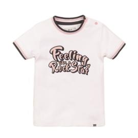 Koko Noko-Girls T-shirt ss-White