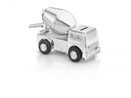 Spaarpot Cementwagen-Bremeijer Group-Silver