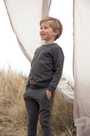 Koko Noko-Boys Neill sweater ls Bio Cotton-Grey