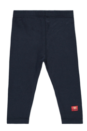Baby Girls legging plain-Bampidano- Navy