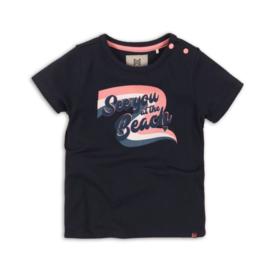 Girls T-Shirt- Koko Noko-Navy