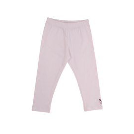 Girls Legging 3-4-Lovestation22-White