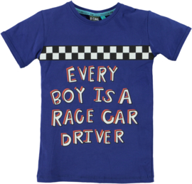 Boy's Shirt Quinten-B'Chill-Blue