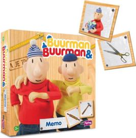 Just Games-Buurman & Buurman Memo-Multi Color