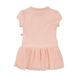 Dirkje-Baby Girls Dress ss-Smokey pink