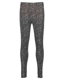 Girls knitted trouser- Blue Seven- Black
