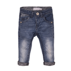 Dirkje-Girls jeans-Blue jeans