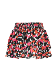 B.Nosy-Girls 3-layer skirt with b.blessed ao and smocked wb-blessed allover