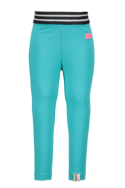 Baby girls legging-B.Nosy-Hot turquoise
