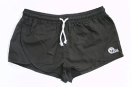 Girls Zwemshort Grape- Just Beach- Black