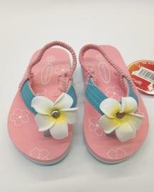 Girls Flip-flops Florida-Libaco-aqua