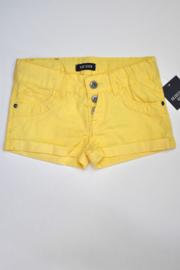 Girls Short Yellow Lady- Blue Seven- Yellow