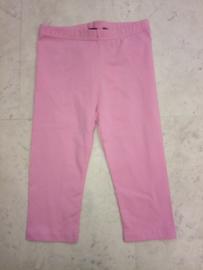 Blue Seven-Kids Girls knitted capri leggings- Basics-AZALEA-Rose