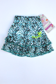 Vingino-Girls Skirt Quincy Ethnic- Turquoise