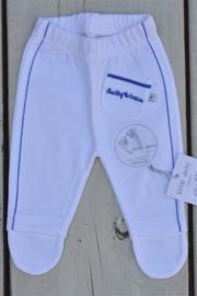Ducky Beau-Baby Boys pre Pants-Blue White