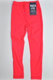 Girls Legging- Porto Azul- neon pink