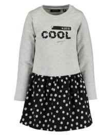 Blue seven-Kids girls knitted dress- Fog orig