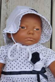 LPC-Baby Girls Muts Love- White blue