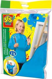 Verfschort/kliederschort 3 tot 8 jaar-Blue