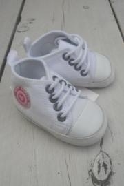 LPC-Unisex Mijn eerste schoentjes-White