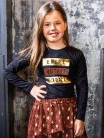 OChill-Girls Shirt Wies-Black